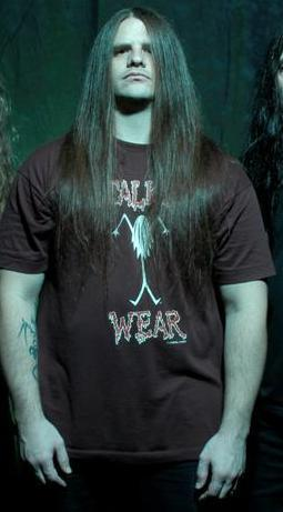 """George """"Corpsegrinder"""" Fisher, of Cannibal Corpse"""