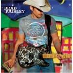 "Single appeared on Brad's ""American Saturday Night"" album"