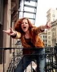 Melissa Cross, pro screamer (literally)