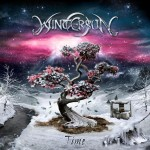 Cover for Wintersun's (eventual) album, Time